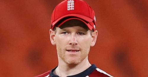 Eoin Morgan claims historic tweets were