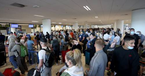 Portugal flights soar to 16 times the price of a ticket as 100,000 Brits rush home