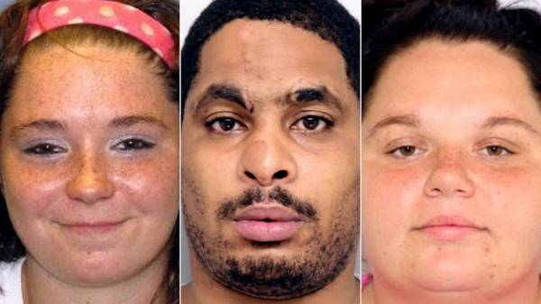 3 caught on video allegedly shooting at homeless people with BB gun: Police