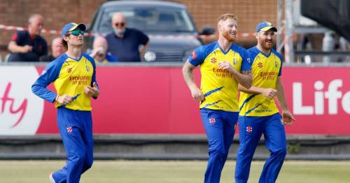 Ben Stokes: I was so excited to be playing again I was like a kid before Christmas - Ben Stokes