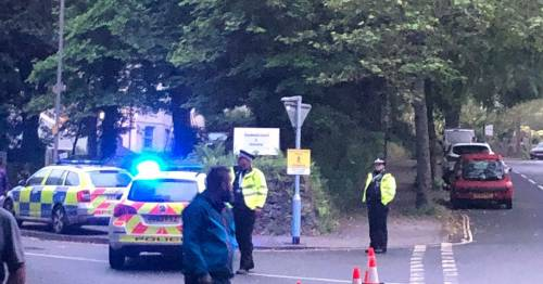 Bomb scare at G7 Cornwall hotel turns out to be hoax as police launch investigation