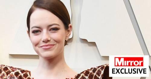 Oscar winner Emma Stone bursts into tears when she meets her Hollywood idols
