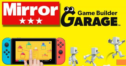 Game Builder Garage review: Teaching you how to build, experiment and play your own video games – James Ide