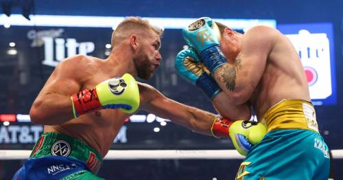 Billy Joe Saunders to allow his dad to decide retirement plan after Canelo Alvarez defeat