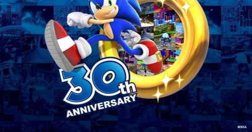 Sonic the Hedgehog 30th anniversary: Sega head reveals why the character won't be slowing down