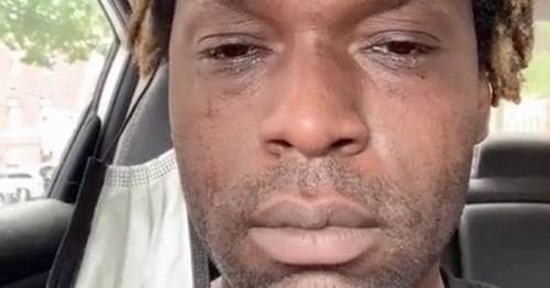 Uber Eats driver cries after getting 84p tip asking 'how am I supposed to survive?'