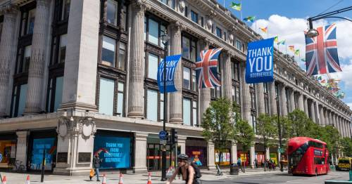 Selfridges goes on the market for £4billion a year after cutting hundreds of jobs
