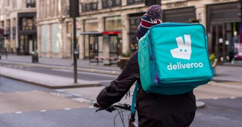 Takeaway giants Deliveroo, Uber Eats and JustEat adding up to 44% to total order