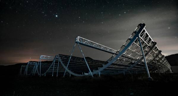 New Type of Radio Telescope Detects Over 500 Mysterious Fast Radio Bursts From Distant Space