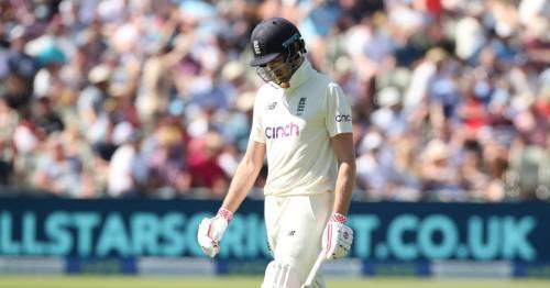 England batsmen told to show