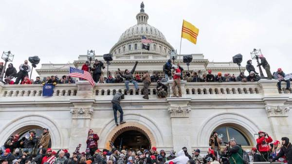 From facial recognition to dating apps, technology is helping investigators track down Capitol rioters