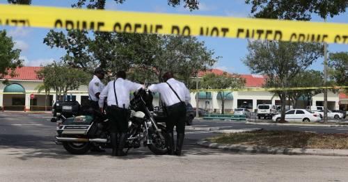 Murder-suicide inside Florida supermarket leaves three dead, including toddler