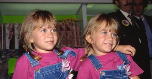 Mary-Kate and Ashley Olsen's life in the spotlight as famous twins turn 35