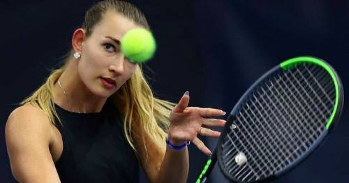 Tennis star Yana Sizikova arrested on suspicion of deliberately losing match at French Open