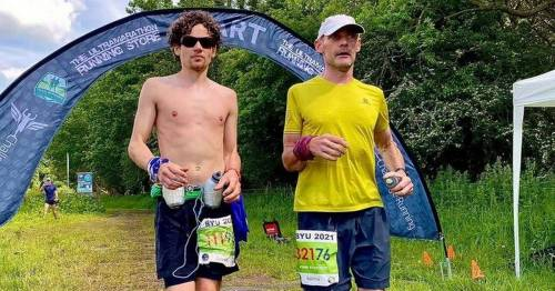Brit ultra-runners smash world record by covering 330 miles in just 3 days