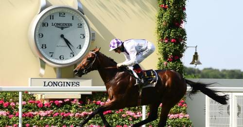 Royal Ascot 2021: Full racing results from day one of the festival