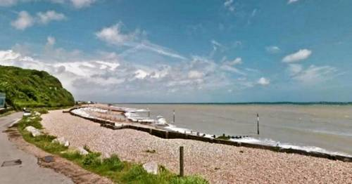 You can buy your very own beach near Dover for £1 – but it's not for the faint-hearted