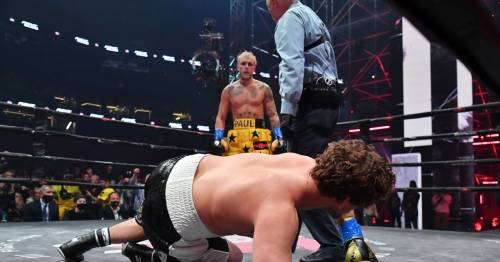 Jake Paul makes prediction for Tyron Woodley fight after announcing bout with UFC star