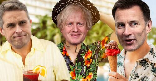 Where top Tories are holidaying this summer – as ministers dodge trips abroad