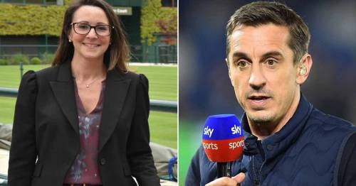Wimbledon chief hits back at Gary Neville after withering criticism of final decision