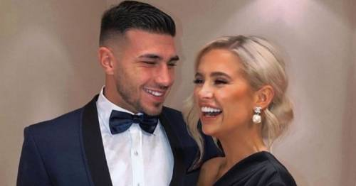 Love Island's Molly-Mae Hague drops another hint she's engaged to Tommy Fury