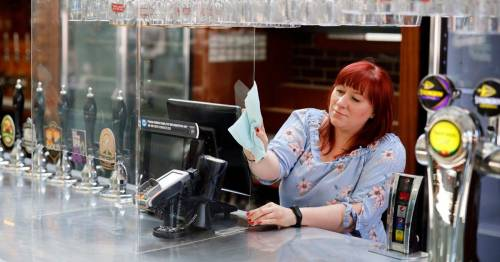 Guidance on plastic screens in pubs not changing at the moment despite leaked memo