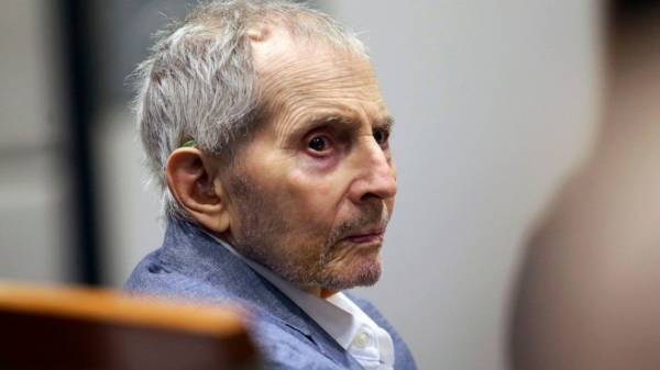 Robert Durst hospitalized, delaying his murder trial again