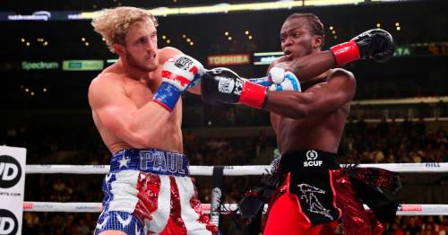 KSI backed to beat Jake Paul two years after fighting brother Logan