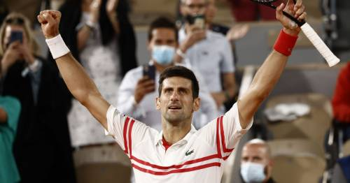 Novak Djokovic beats Stefanos Tsitsipas in epic French Open final to move closer to Grand Slam record