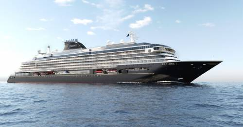 MSC launches new luxury cruise line Explora Journeys with four new ships