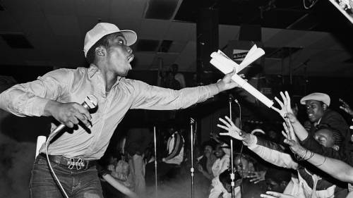 The Teen Photographer Who Captured the Birth of Hip-Hop