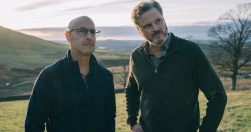 Supernova review: Colin Firth and Stanley Tucci are 'beautifully understated' - Lewis Knight