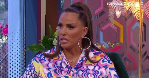 Katie Price undergoing liposuction op after putting on 2st ahead of IVF