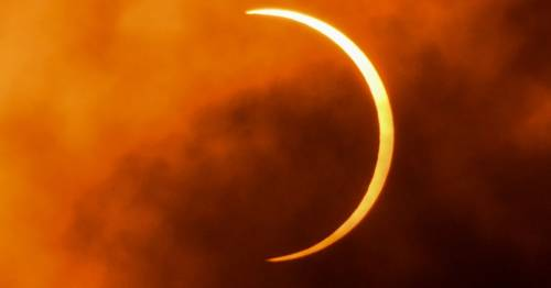 Watch UK solar eclipse LIVE – and where the 'ring of fire' will be visible