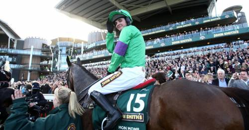Liam Treadwell the 100-1 Grand National hero remembered with special Worcester races tribute