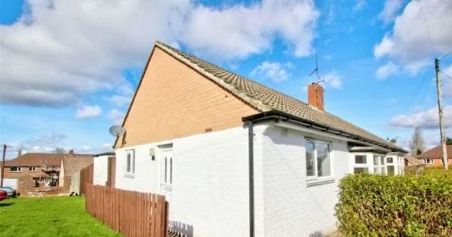 'Britain's cheapest bungalow' brags modern features and is on the market for just £1