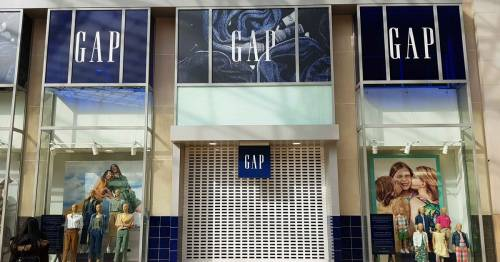 Gap confirms plans to shut 19 UK and Ireland stores in latest coronavirus casualty