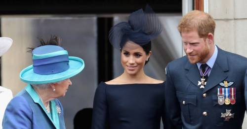Harry says he and Meghan told Queen about Lilibet name in fresh row with Palace