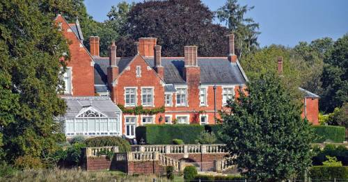 Prince Edward and Sophie Wessex give an exclusive look at unseen Grade-II listed home