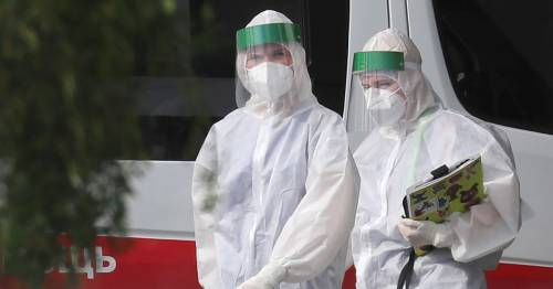 New Russian Covid variant 'discovered in Moscow' as cases surge by 6,000 a day - World News