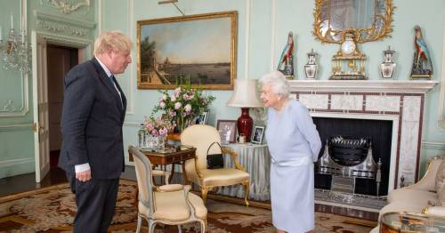 Queen gives verdict on Matt Hancock in first meeting with Boris Johnson for 15 months