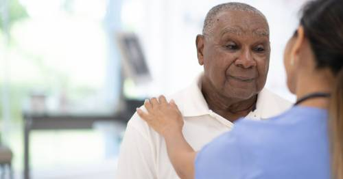Stark stats show one in four black men will develop prostate cancer