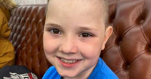 Boy, 8, told headaches were 'anxiety' now has brain cancer and can no longer talk