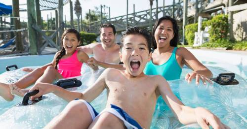 Best water parks in the UK for a family day out that kids are going to love
