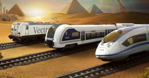 Egypt to build new high-speed train between Red Sea and Mediterranean