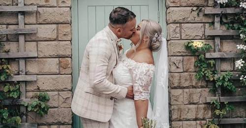 Couple who had wedding cancelled four times due to Covid losing £4k finally get married