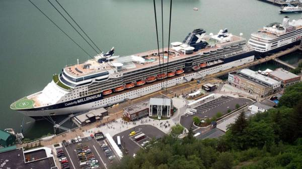 2 passengers test positive for COVID-19 on 1st North American cruise since 2020