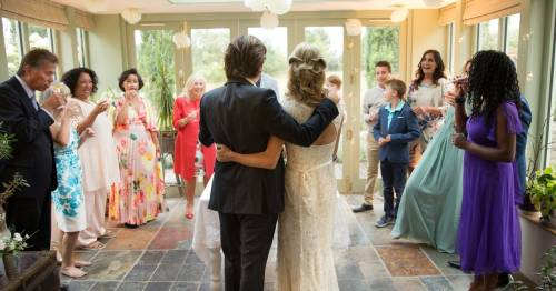 Weddings 'allowed unlimited numbers even if June 21 unlocking doesn't go ahead'