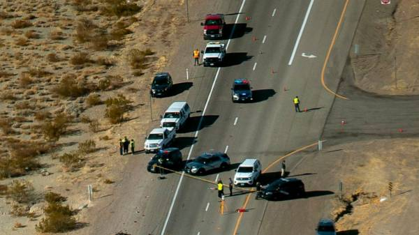 Truck driver gets 16 years in crash that killed 5 bicyclists