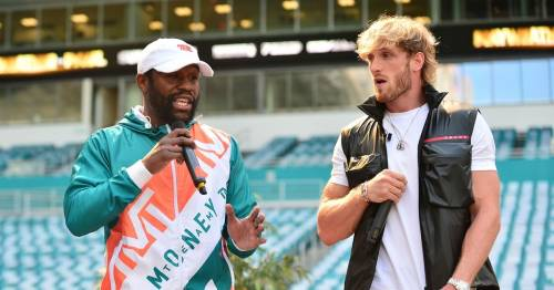 Logan Paul and Floyd Mayweather agree to late rule change for exhibition fight